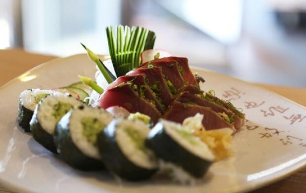 Exquisito menú japonés para dos personas. Domicilio o recogida