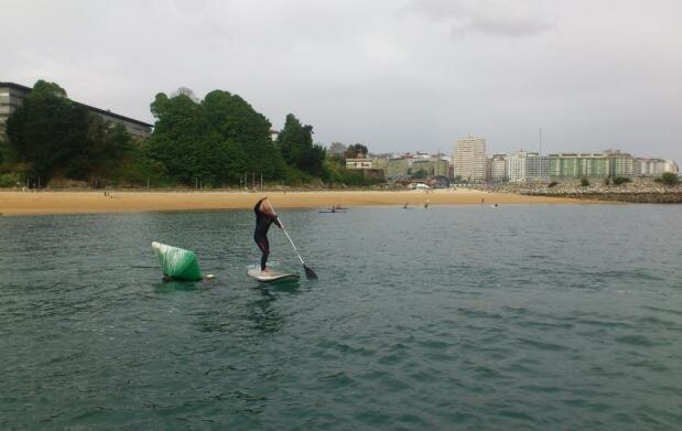 Clases de iniciación al paddle surf 2h
