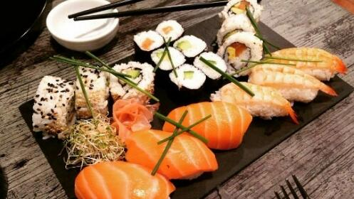 Menú Degustación Asiático con opción a Take Away