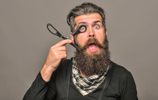 Tratamiento especial para barba con opción a corte de pelo.