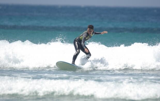 ¡Regala clases de surf o skate!A Coruña