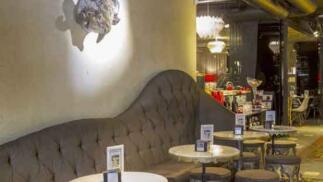 Fantástico menú en La Postrería, uno de los locales más cool de A Coruña