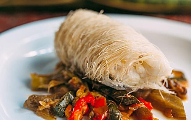 Excepcional menú para disfrutar en La Postrería, uno de los locales más it del mundo