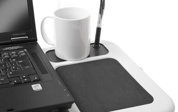 Mesa plegable para portátil