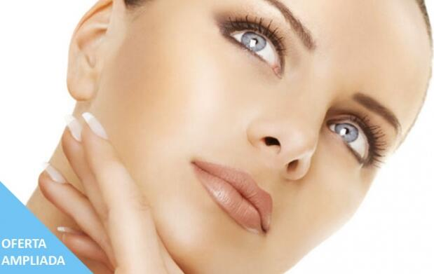 Completo y exclusivo tratamiento facial