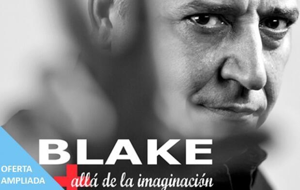 """Entradas """"Blake+Allá de la imaginación"""""""