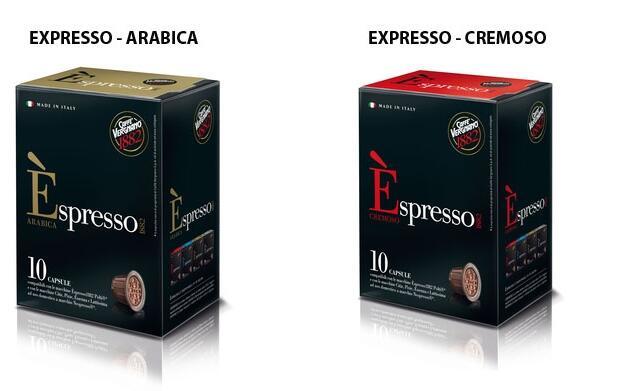 120 cápsulas café compatibles Nespresso®*