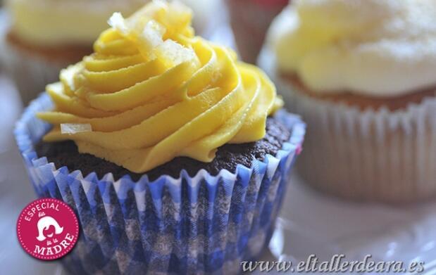 6 deliciosos cupcakes