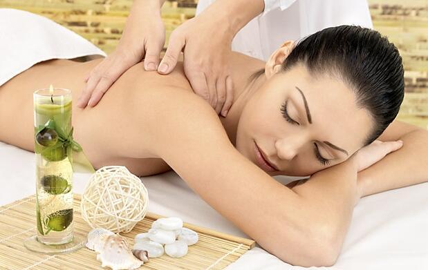 Masaje relajante-terapéutico-circulatorio