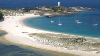 Billete de barco de ida y vuelta a las Islas Cíes