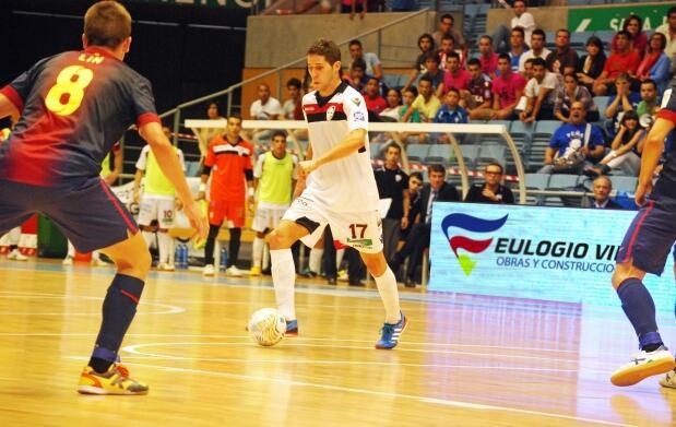 Entradas Santiago Futsal-Santa Coloma