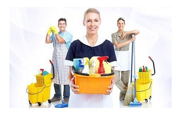 3 horas de limpieza general