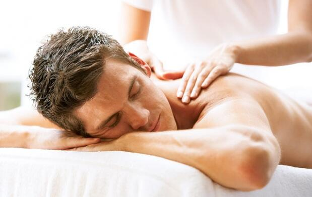Masaje relajante o descontracturante