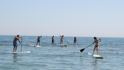 2 horas de Paddle Surf para 1, 2 o 4 personas.Disfruta del verano!
