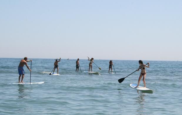2 horas de Paddle Surf para 1, 2 o 4 personas. Regala o disfruta el deporte