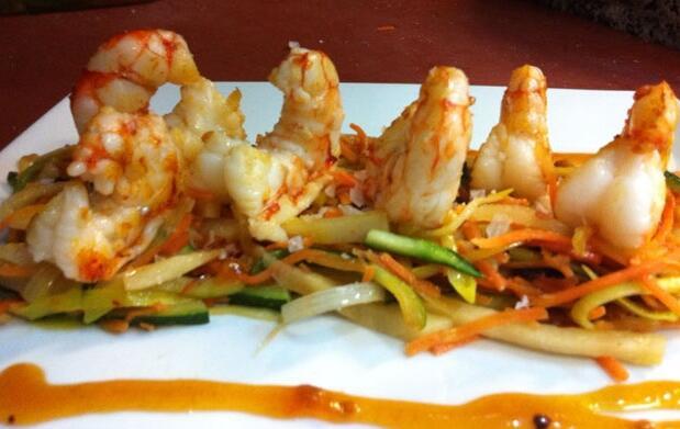 ¡Delicioso menú en Vigo!