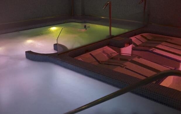 Circuito spa de 2h.Sumérgete en el relax!