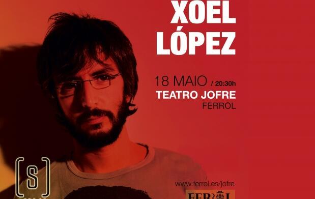 Entradas concierto Xoel López