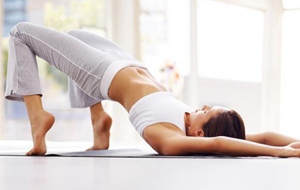 Clases de Yoga durante un mes