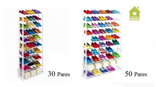 Zapatero con capacidad de 30 o 50 pares descuento 67 for Zapatero gran capacidad