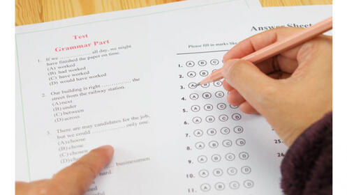 Curso online de preparación al TOEFL de 580 horas