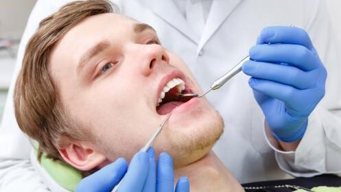 Diagnóstico dental, limpieza, pulido y blanqueamiento.