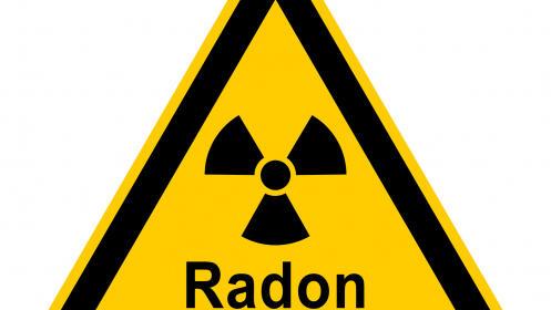 Medición e informe de gas radón de un inmueble