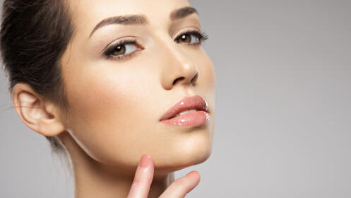 Higiene facial, peeling, extracción, sérum, mascarilla