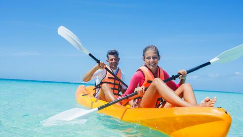 Alquiler Kayak 2 horas