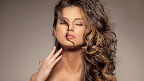 Hidratación profunda con peinado, opción corte