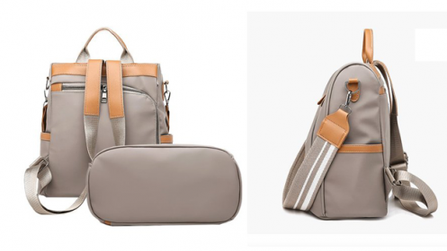 Bolso mochila antirrobo e impermeable Daypack