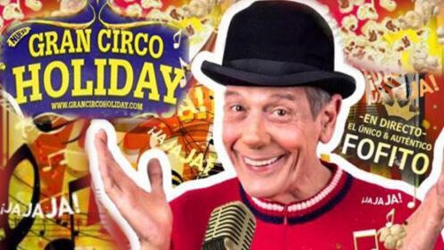 Entradas Circo Holiday en Melide ¡Solo este fin de semana!