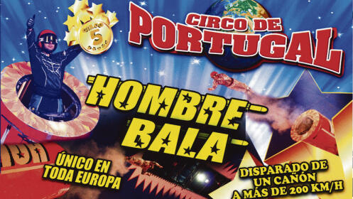 Entradas Circo de Portugal en Sanxenxo