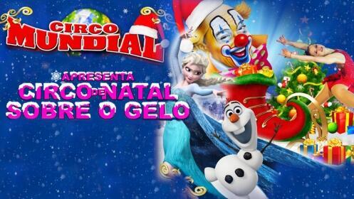 Entradas Circo Mundial sobre hielo en Vila Nova de Gaia, Oporto
