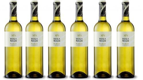 Caja de 6 botellas Veiga Naum Albariño