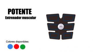 Electroestimulador muscular Abdomen