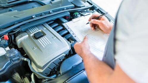 Cambio de aceite+Filtro aceite+ Revisión 30 puntos de control: Plan integral en Euromaster