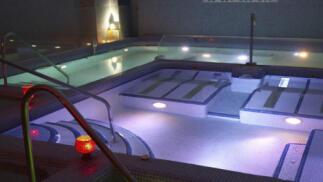 Circuito spa y baño de chocolate para 2 personas ¡El relax del agua!