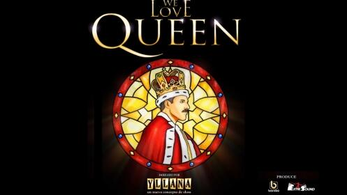 Entradas WE LOVE QUEEN. Domingo 21 enero. Pontevedra
