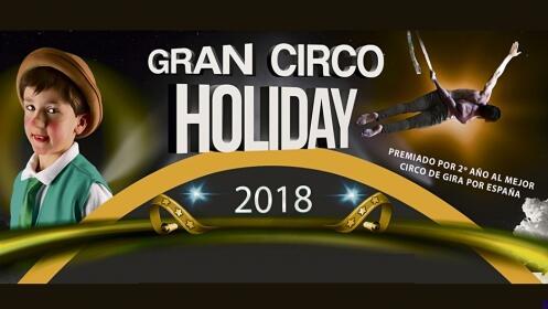 Entradas Circo Holiday en Ourense
