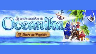 Entradas para niños y adultos Circo Oceánika en Pontevedra ¡Oferta limitada!