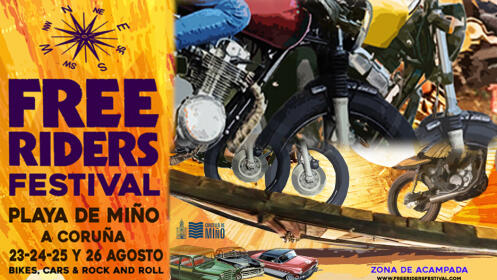 Abono para Free Riders Festival