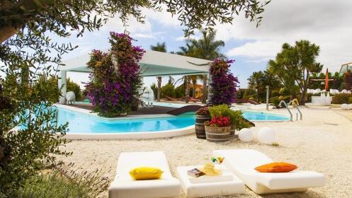 Escapada única de lujo y relax: alojamiento, desayuno, spa, media pensión o tratamientos en Augusta Spa Resort**** Superior.