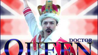 Entradas Doctor Queen. Domingo 1 de marzo en Santiago ¡Oferta limitada!
