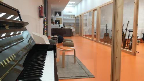 Cursos de música avalados por Yamaha para niños y adultos