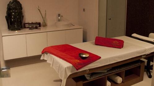 Exclusiva sesión SPA y masaje sueco en Gran Hotel Nagari*****