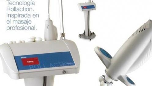Tratamiento reductor: Criolipólisis + masajes reductores con Roll Action
