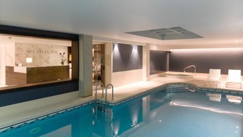 Magnífica escapada 4 estrellas con SPA en Hotel Spa Atlántico. O GROVE