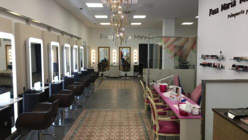 Exclusiva sesión de peluquería en C&B Moreda