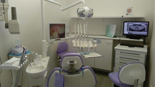 Limpieza dental con ultrasonido, opción blanqueamiento